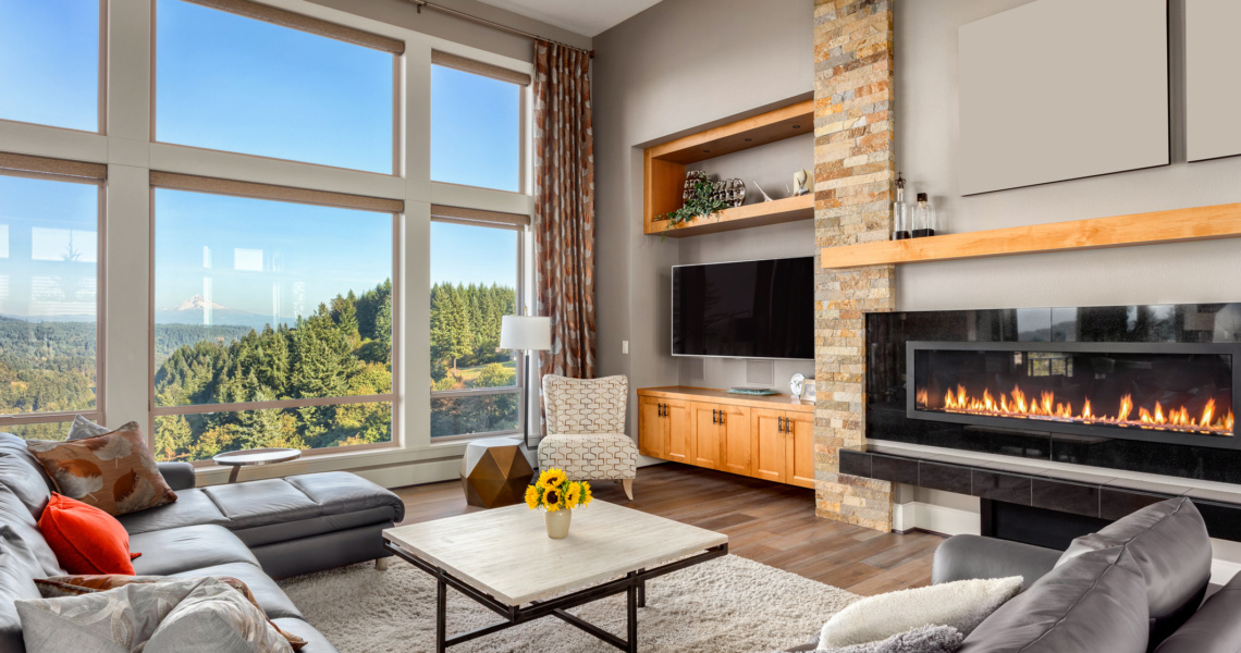 6 Ways to Improve Your Property's Interior Structural Style | Legendary Doors & Windows